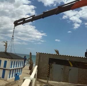 Sacar Chiringuito de Playa San Juan